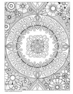 Coloring is mindfulness. Even in the middle of a hectic day, coloring frees us to focus on the moment, the pencil, and the paper. Pencil Drawings, Coloring Books, Outdoor Blanket, Doodles, Mindfulness, Angel, Paper, Collection, Design