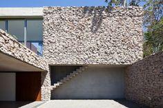 Rustic Meets Modern: Casa Jardin by Cinco Patas al Gato Photo