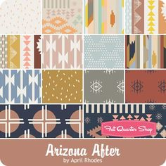 Arizona After by April Rhodes for Art Gallery Fabrics - May 2017
