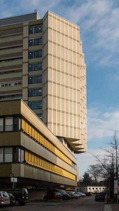 University hospital, Essen, Germany