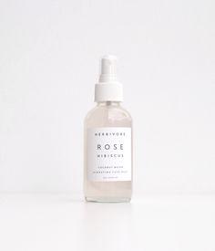 ROSE HIBISCUS – Feuchtigkeitsspendendes Gesichtsmist – Herbivore Botanicals