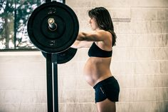 Pregnancy and Postpartum fitness do's and don'ts. Also, the very best exercise to prepare for a natural birth. I will be staying in crossfit when I'm preggers! Post Pregnancy Workout, After Pregnancy, Pregnancy Tips, Crossfit Pregnancy, Pregnancy Fitness, Symptoms Pregnancy, Pregnancy Quotes, Pregnancy Pillow, Pregnancy Fashion