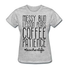 Messy Bun, Lesson Pl