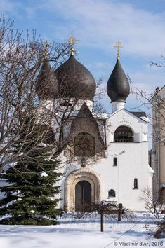 Marfo-Mariinsky Convent in the center of Moscow · Russia travel blog