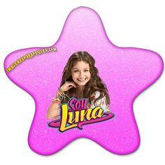 Imagenes de Soy Luna - Toppers estrellas de soy luna - invitaciones de soy luna