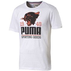 Puma Herren T-Shirt Style