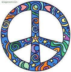 Imágen Simbolo de la paz