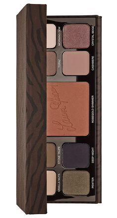 I think we all get pretty excited about a new Laura Mercier Palette! Today I bring you news of the Laura Mercier Artist's Palette For Eyes & Cheeks ($58)