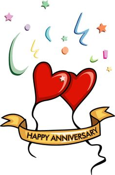 happy anniversary clip art | happy anniversary clipart.
