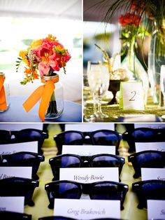 Delightful Palm Springs Wedding From Docuvitae   Style Me Pretty