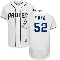 2016 world series bound stitched youth mlb jersey. see more. padres 52 brad hand white flexbase auth