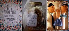 misstelita: Que nos vamos de boda!!! Cute Gifts, Lets Go, Creativity, Wedding