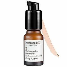 Perricone MD No Concealer l This product conceals and treats discoloration, dark circles, imperfections, and tired looking eyes.