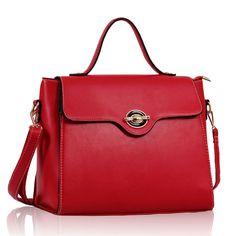 Red Grab Satchel Satchel, Handbags, Casual, Red, Women, Fashion, Totes, Moda, Women's