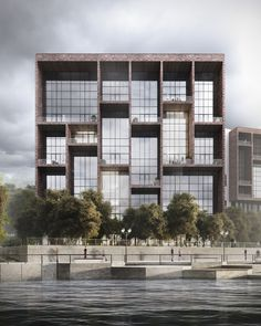 Apartment complex 2.0 on Behance