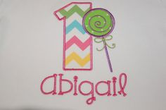 Hey, I found this really awesome Etsy listing at http://www.etsy.com/listing/161177591/personalized-applique-first-birthday