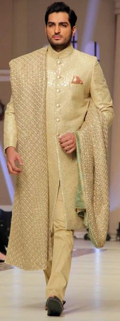 Faraz Manan Collection at Telenor Couture Week 2014