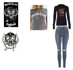 """""""Motorhead"""" by danielle-bff-renee on Polyvore featuring Topshop"""