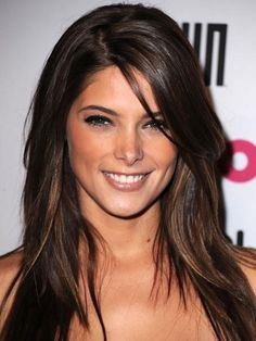Ashley Greene - twilight! I like her with short hair