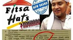 #fitsahats Beredar, Ahok Kembali Di Laporkan Habib Novel