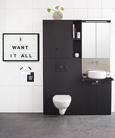 Bathroom inspiration | Svedbergs