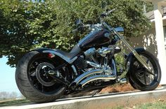 2008 Rocker C FXCWC w/ Heartland Kit - Harley Davidson Forums