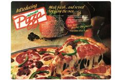 McDonald's pizza is STILL AVAILABLE