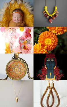 October Gold by Erica Vinskie on Etsy--Pinned with TreasuryPin.com