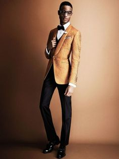 Tom Ford Menswear AW 2013
