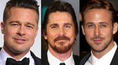 "Brad Pitt, Christian Bale y Ryan Gosling, juntos en ""The Big Short"""