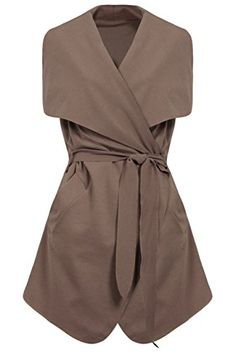 Home of Fashion Mocha Lightweight Sleeveless Overcoat Gilet The Home of Fashion http://www.amazon.co.uk/dp/B00Y2HKZUM/ref=cm_sw_r_pi_dp_kKgBvb1TCZ0Y6