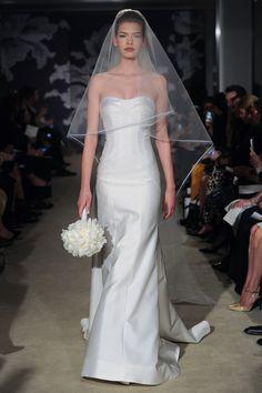 Bridal Fashion Week, Carolina Herrera, Spring 2015 | Carolina Herrera — Lookbook