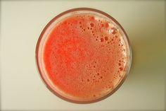Suco combinado para combater o excesso de ácido úrico