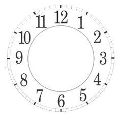 Scroll Saw Patterns :: Clocks - Paper Clock, Clock Art, Diy Clock, Mandala Art, Clock Face Printable, Alice In Wonderland Diy, Face Template, Decorative Lines, Advanced Embroidery