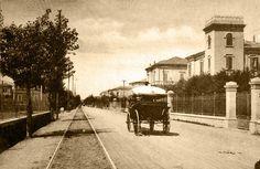 La litoranea coi binari dell'omnibus - http://ift.tt/1QHw0oq #facebook