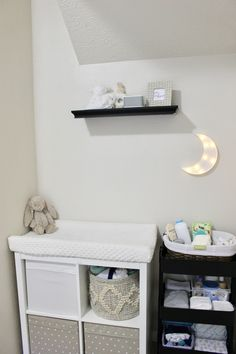 36 Ideas For Baby Nursery In Parents Room Ideas Changing Tables Shared Baby Rooms, Baby Boy Rooms, Room Baby, Boy Baby Room Themes, Baby Bedroom, Baby Room Decor, Baby Nursery Furniture, Children Furniture, Nursery Ideas