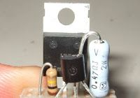Simple High Power LED 10W 12 Volt Driver circuit , by using one transistor and other cheap components. See circuit and making this tested Driver Circuit
