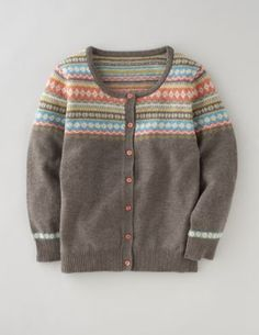 So happy to see Fairisle knits again, even though it's still warm out. I've had my eye on this one at Boden since July.
