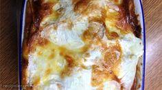 grandma's best ever sour cream lasagna