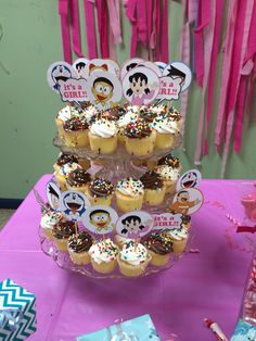 DIY Doraemon and friends cupcakes