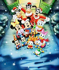 568 best A Disney Christmas images on Pinterest   Xmas, Disney ...