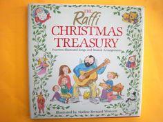 RAFFI CHRISTMAS TREASURY by Raffi https://www.amazon.ca/dp/0517568063/ref=cm_sw_r_pi_dp_x_zyxzyb8WW0138