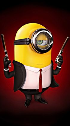 hitman_minion #iPhone #5s #Wallpaper   Collecting some favorite beautiful pics, it is a pleasure .