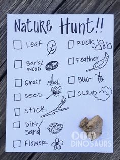 Printable Earth Day Scavenger Hunt – Mom on the Side Toddler Learning Activities, Nature Activities, Home Learning, Preschool Activities, Outdoor Toddler Activities, Babysitting Activities, Preschool Camping Crafts, Outdoor Activities For Preschoolers, Camping Party Activities