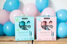 Partenariat Ilovemypixel et #Suavinex / Baby bottle set