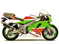 Kawasaki ZXR750R (1995)