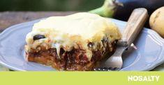 Hagyományos muszaka recept képpel. Hozzávalók és az elkészítés részletes leírása. A hagyományos muszaka elkészítési ideje: 90 perc Pie, Easy, Desserts, Recipes, Food, Torte, Tailgate Desserts, Cake, Deserts