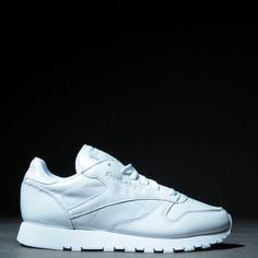 Кроссовки женские Reebok Classic Leather Pearlized White
