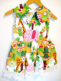 Vintage Childrens Dress