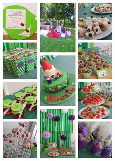 Ben and Holly party 5th Birthday Party Ideas, Fairy Birthday Party, Girl 2nd Birthday, Elmo Birthday, Birthday Cakes, Ben And Holly Party Ideas, Ben E Holly, Tinkerbell Party, Alice